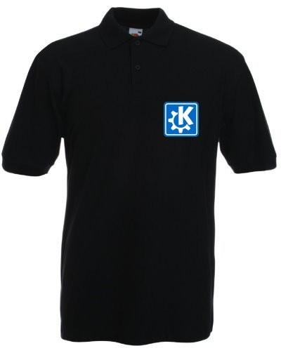 Polo-Shirt - KDE