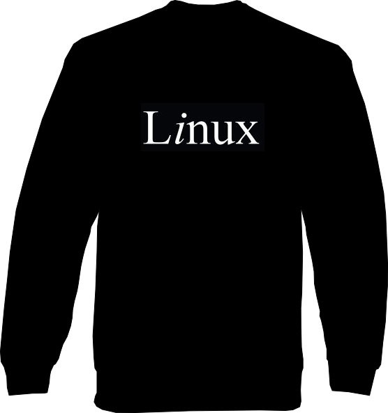 Sweat-Shirt - Linux