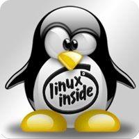 Tasten-Sticker - Linux inside Nr.3