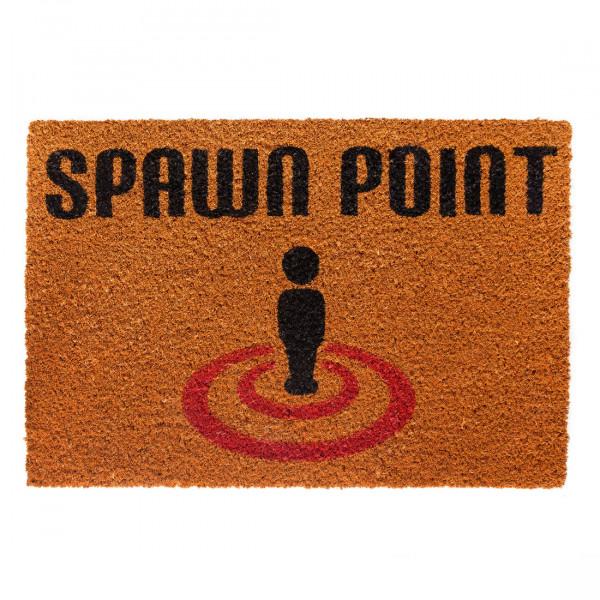 Fußmatte Spawn Point