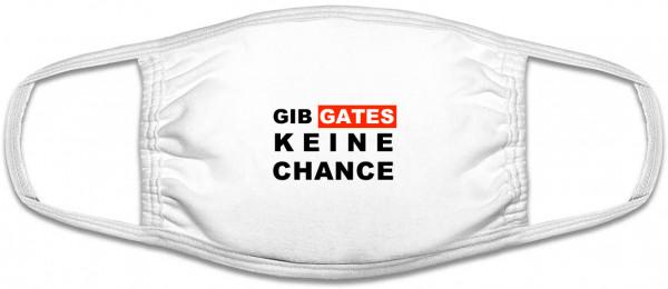 Alltagsmaske - Gib Gates keine Chance